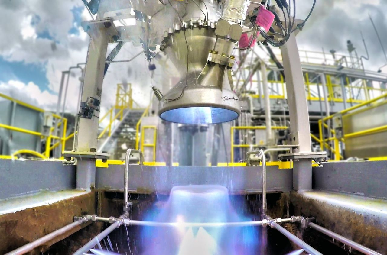 Relativity Space ska 3D-printa raketmotorer