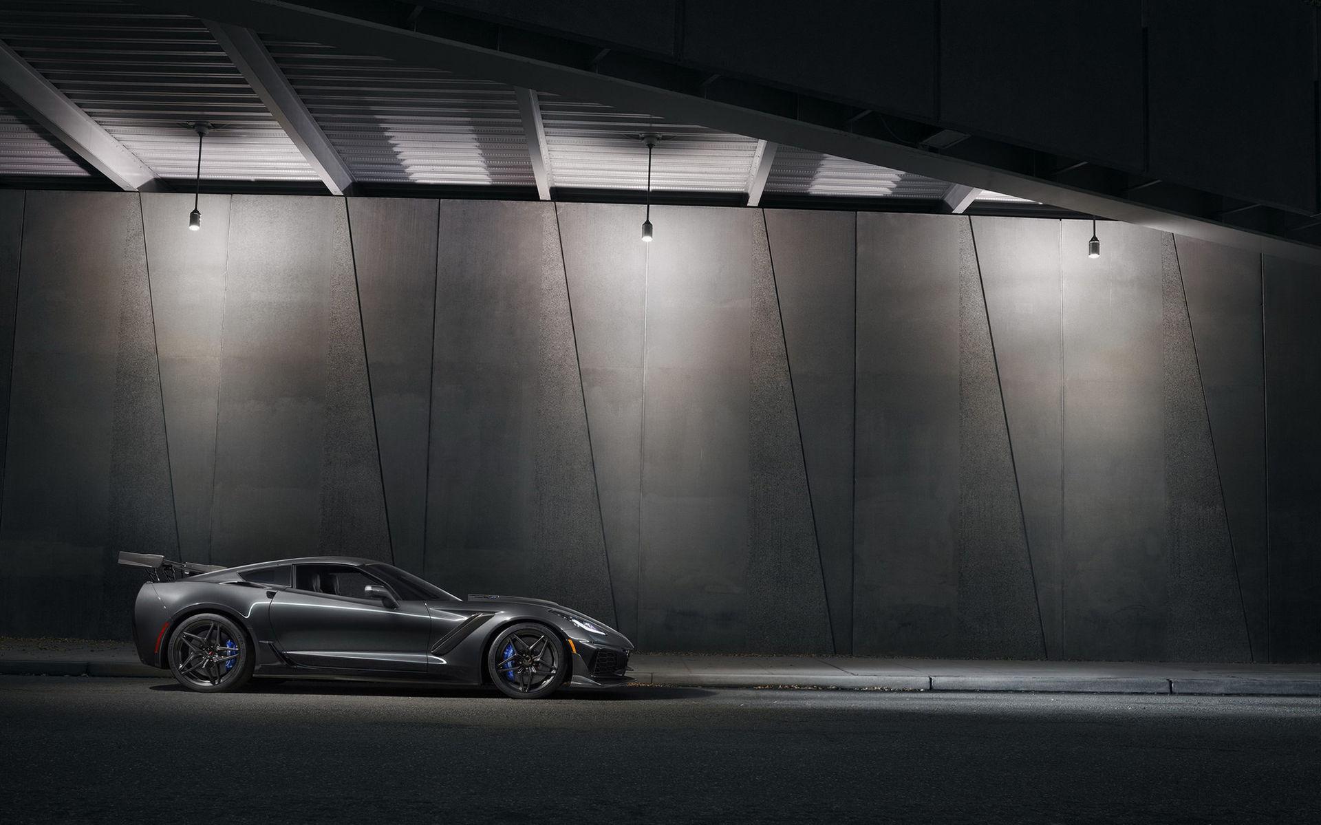 Lite fler siffror kring nya Corvette ZR1