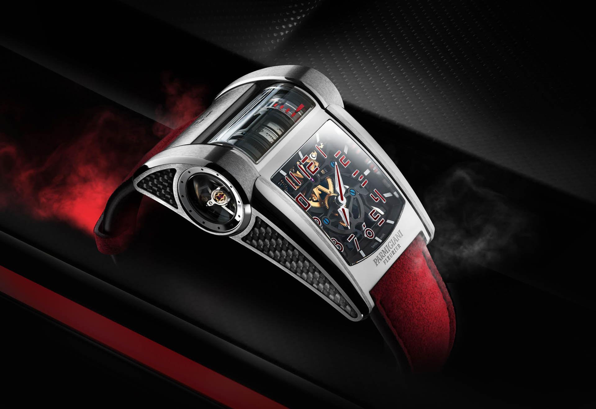 Den här klockan passar till din Chiron Sport
