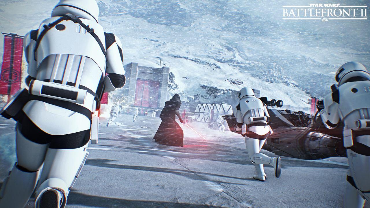 Livstecken från EA:s Star Wars-spel med öppen värld