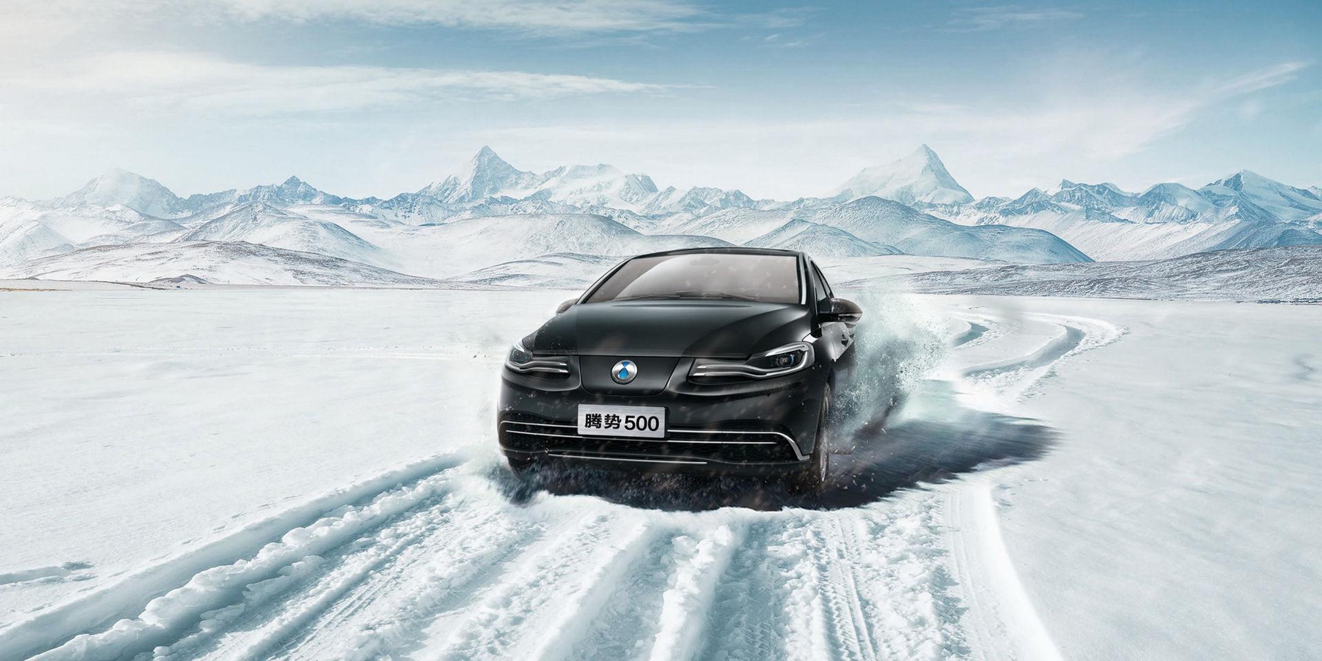 Ny elbil från Daimler