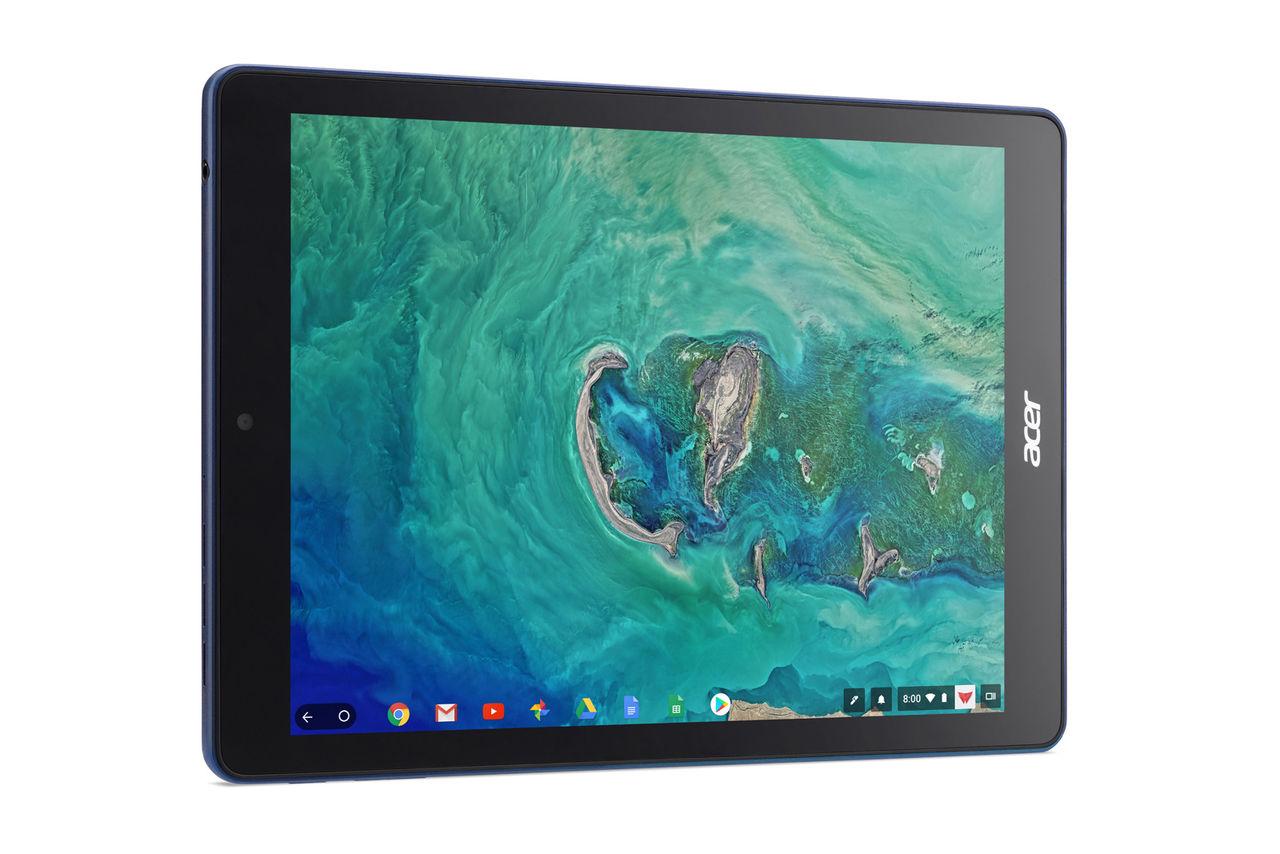 Acer presenterar världens första tablet med Chrome OS