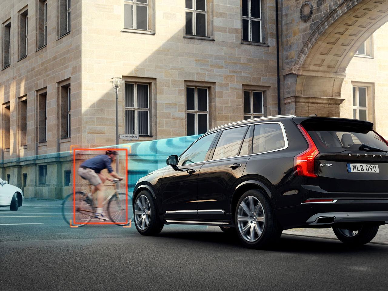 Volvos säkerhetssystem var avstängda i Uber-bilen