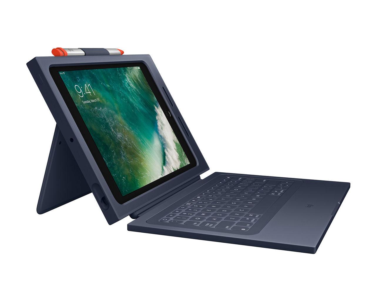 Logitech visar upp ett pansarfodral för iPad