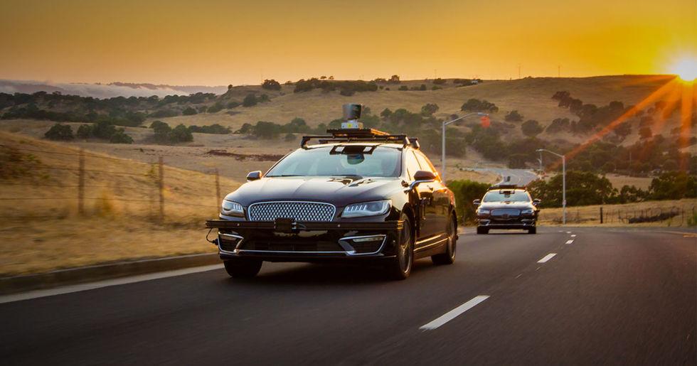 Nvidia pausar tester med självkörande bilar