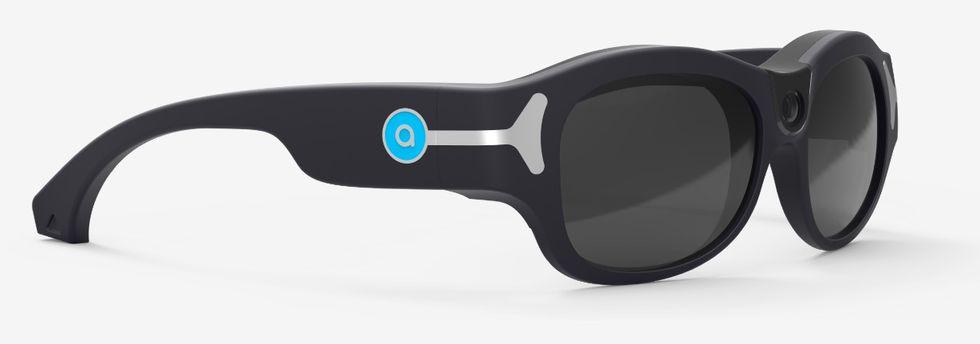 Aira Horizon är ett par smarta glasögon