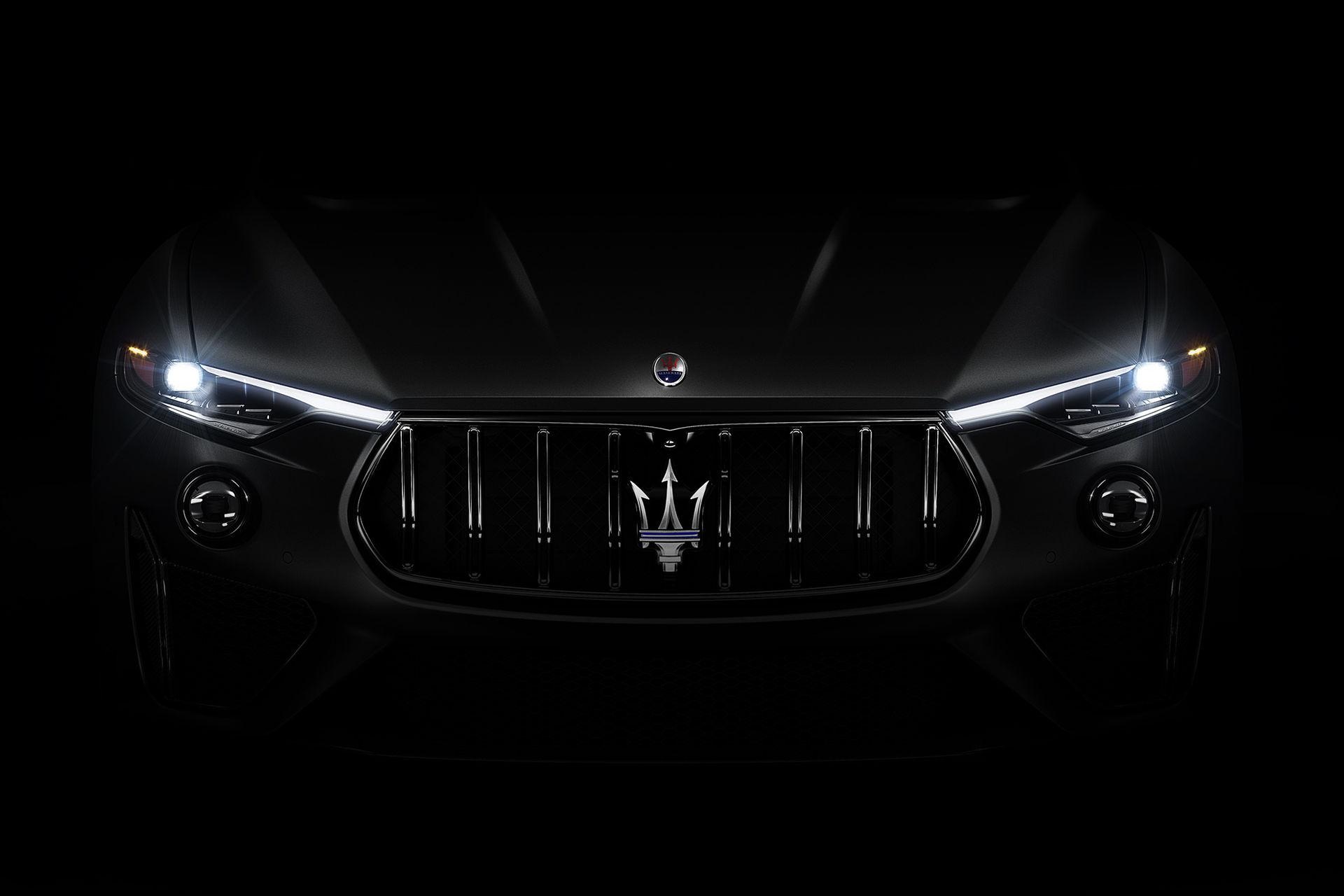 Maserati teasar Levante GTS