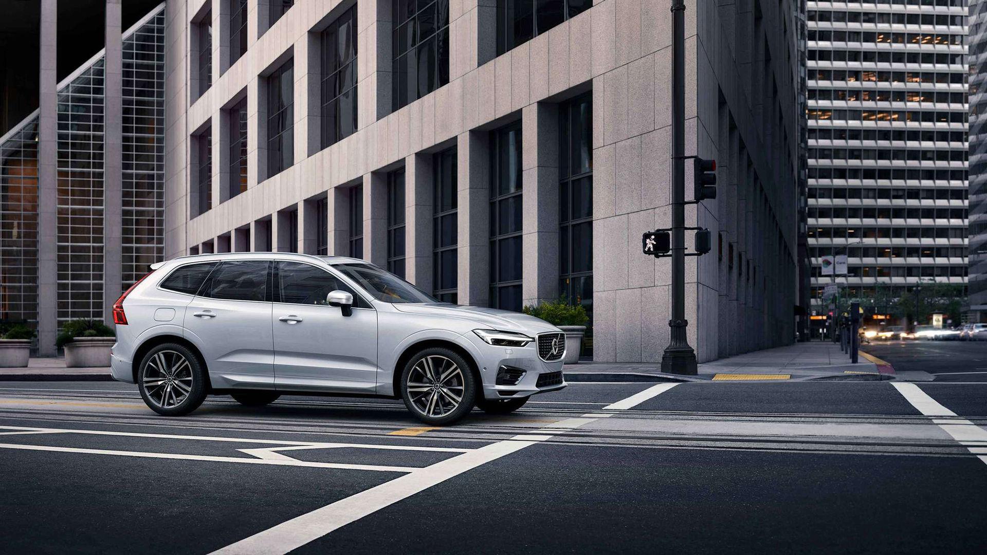 Volvo XC60 kammade även hem World Car of the Year