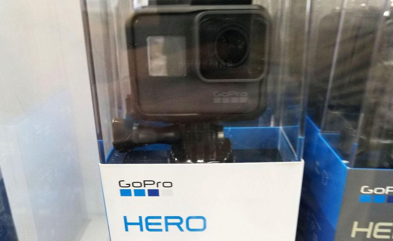 GoPro kommer att släppa budgetversion