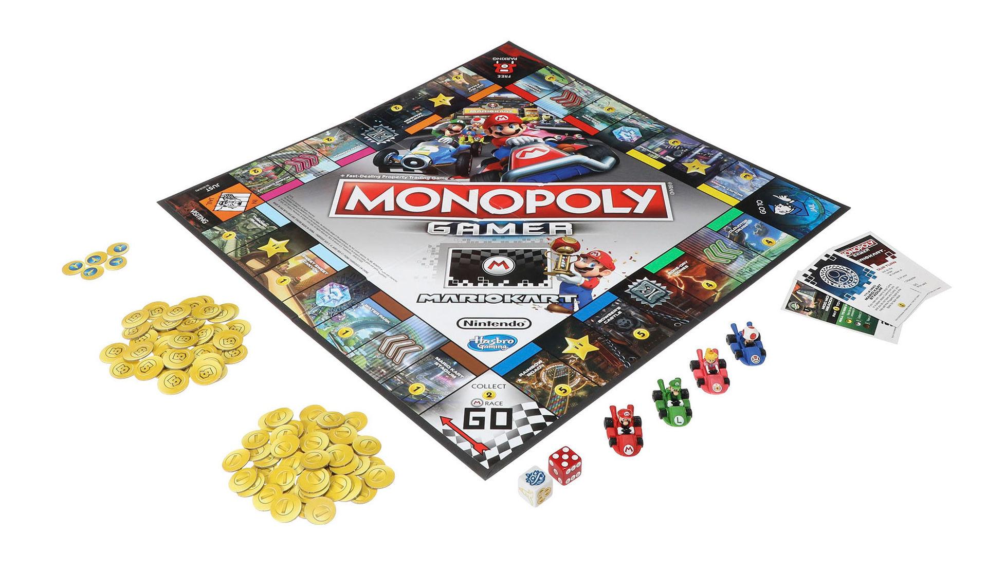 Nu finns Monopol för Mario Kart-älskaren
