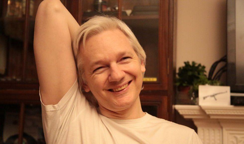 Ecuador stänger av nätet för Julian Assange