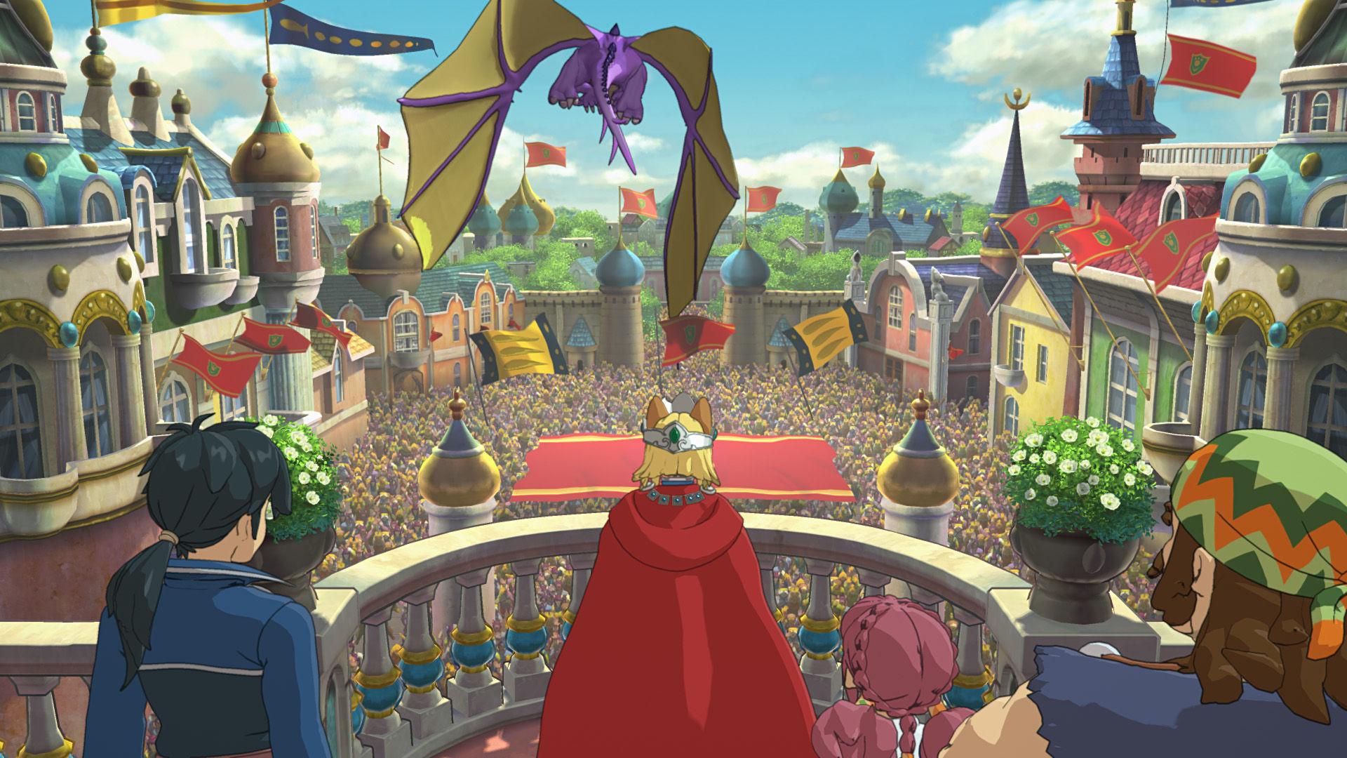 Ni No Kuni II: Revenant Kingdom är en magisk upplevelse