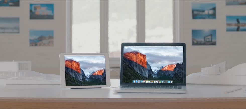 Senaste macOS-versionen pajjar stöd för Duet Display