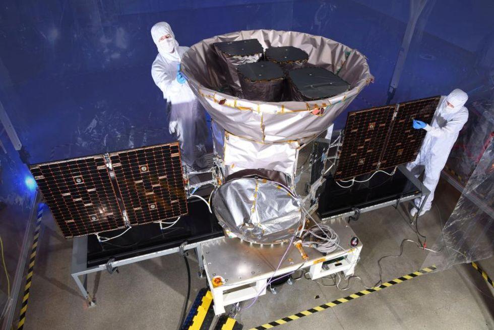 Snart skjuter NASA upp planetletaren TESS