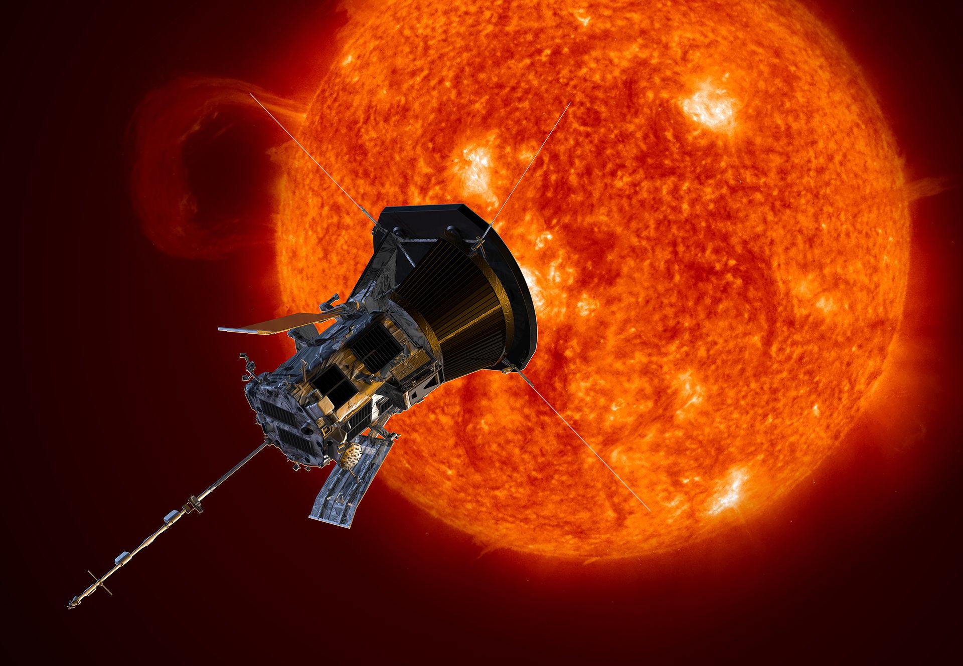 Snart skickar NASA Parker Solar Probe till Solen