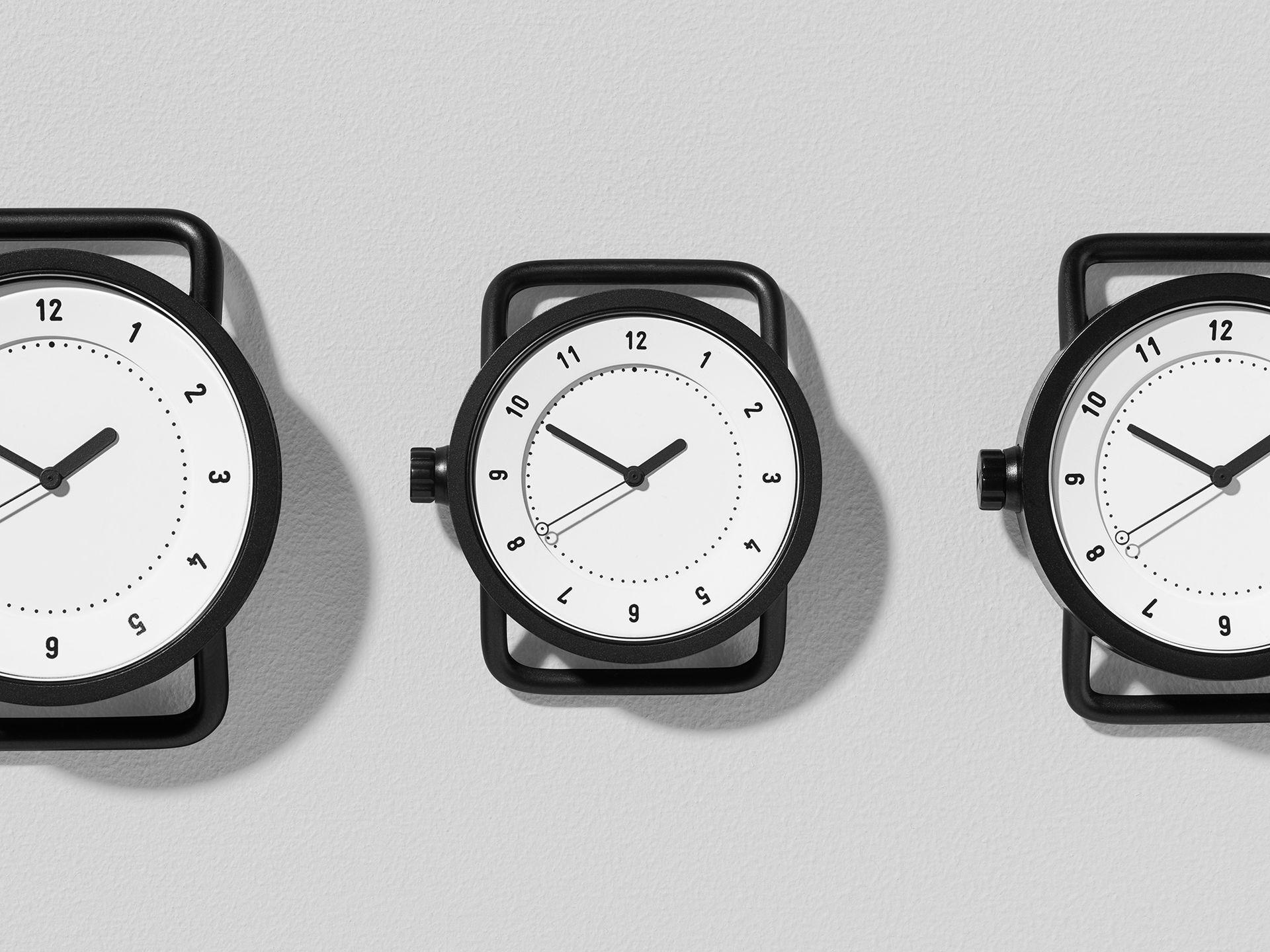 Ny klocka från Tid