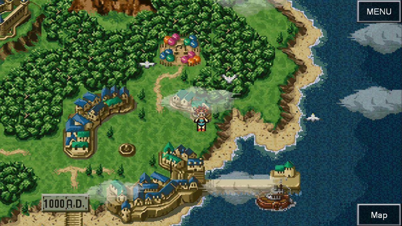 PC-versionen av Chrono Trigger får uppdatering
