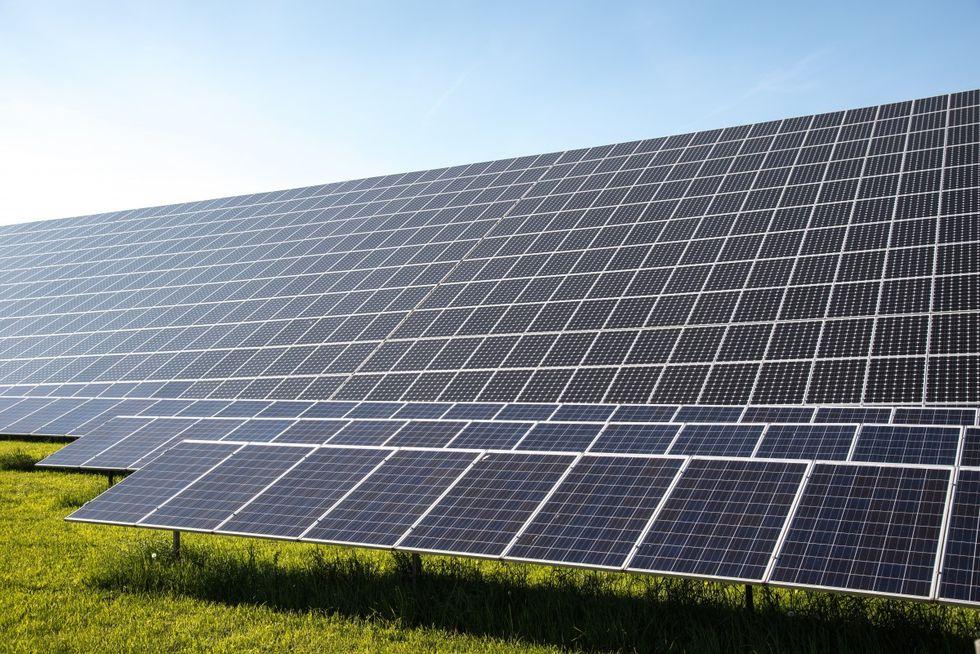 Saudiarabien planerar att bygga världens största solkraftverk