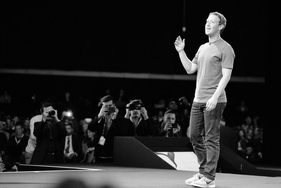 Mark Zuckerberg ska frågas ut av USA:s kongress