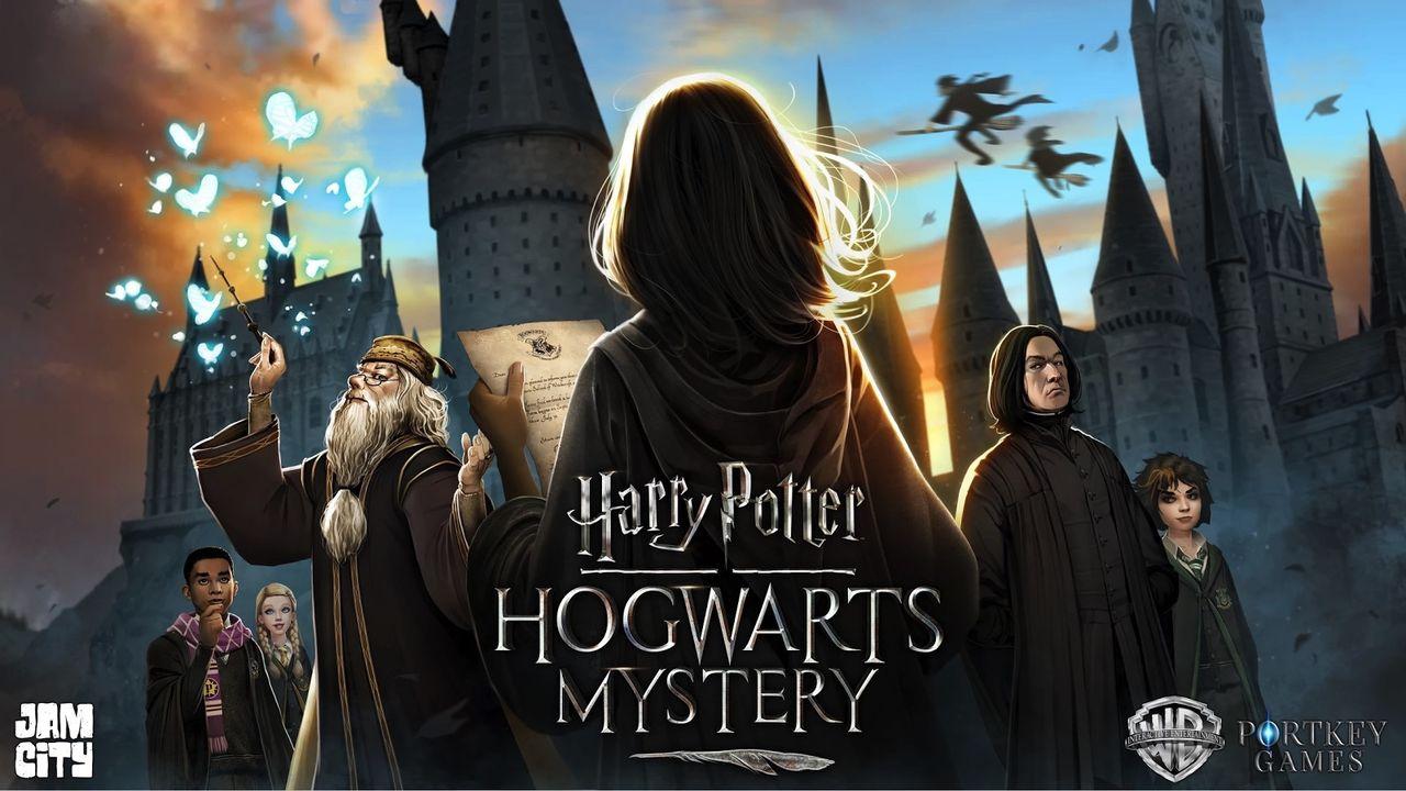 25 april landar Harry Potter: Hogwarts Mystery i mobilen