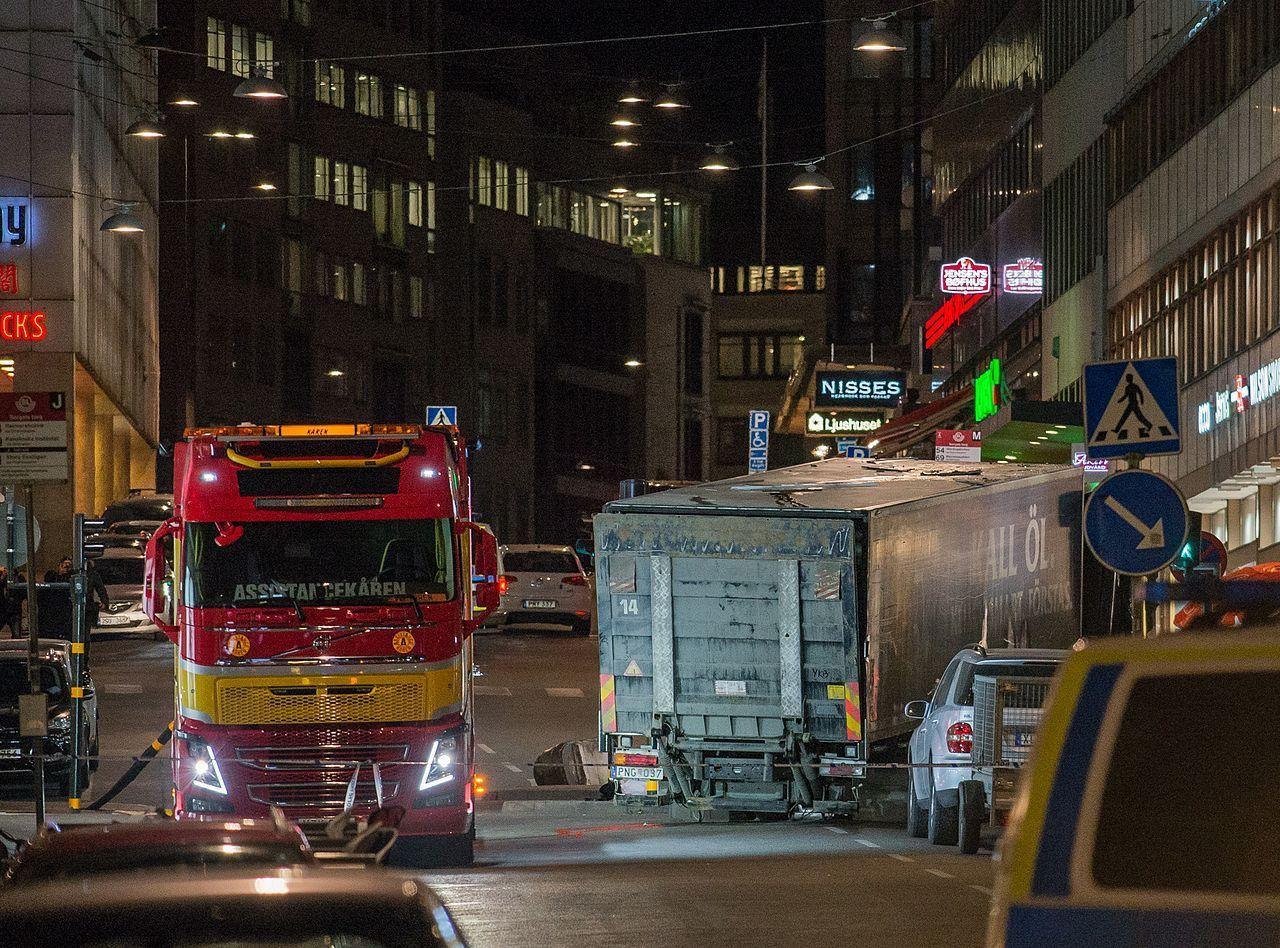 Flygförbud över Stockholm i morgon