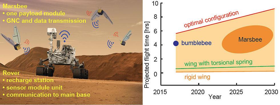 NASA funderar på att låta robot-bin utforska Mars
