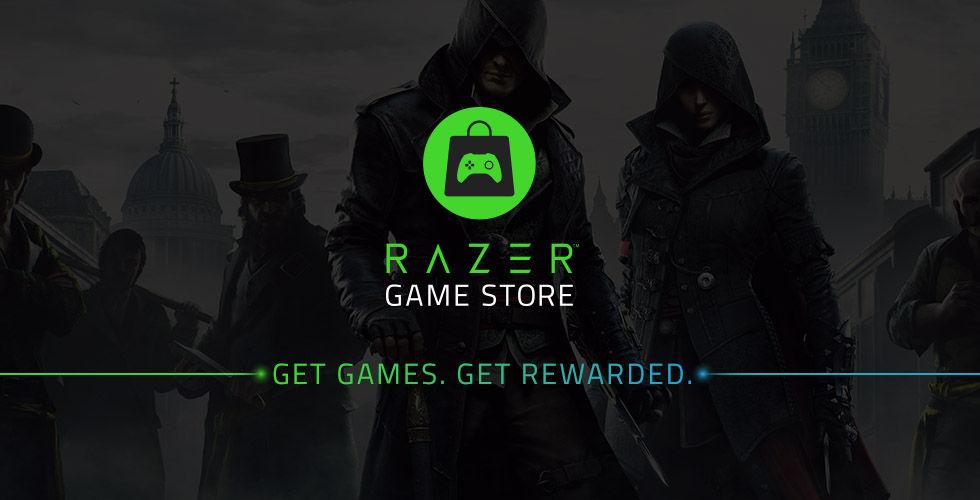 Razer börjar konkurrera med Valve med egen spelbutik