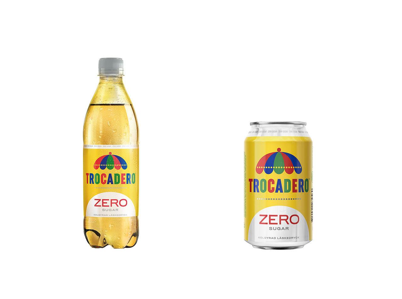 Trocadero finns nu även som Zero