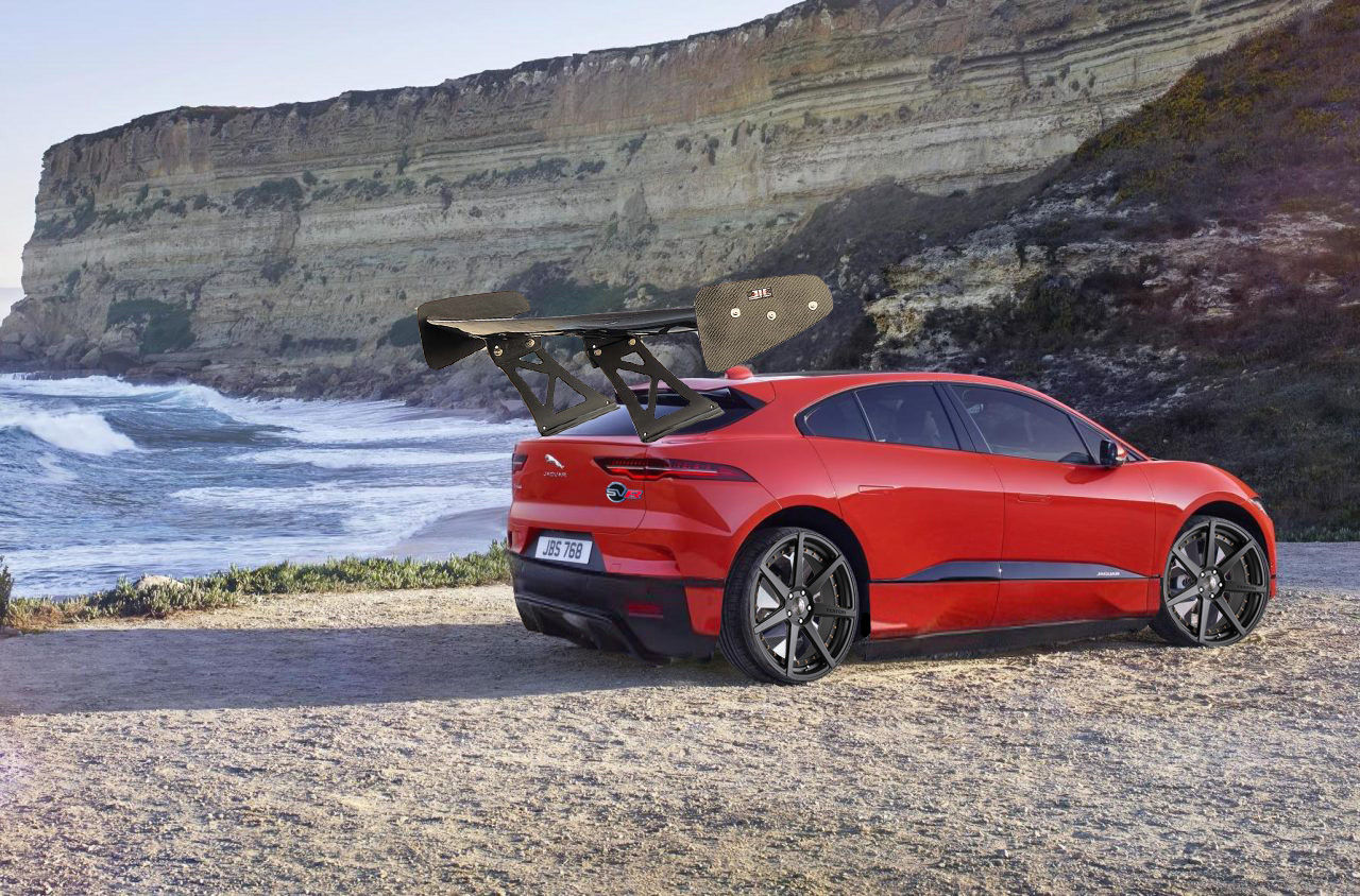 Jaguar funderar på en SVR-version av I-Pace