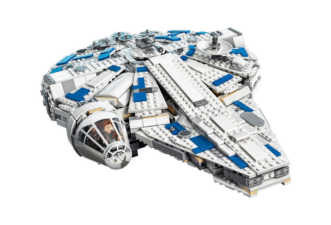 Så här ser Solo: A Star Wars Story-Legot ut