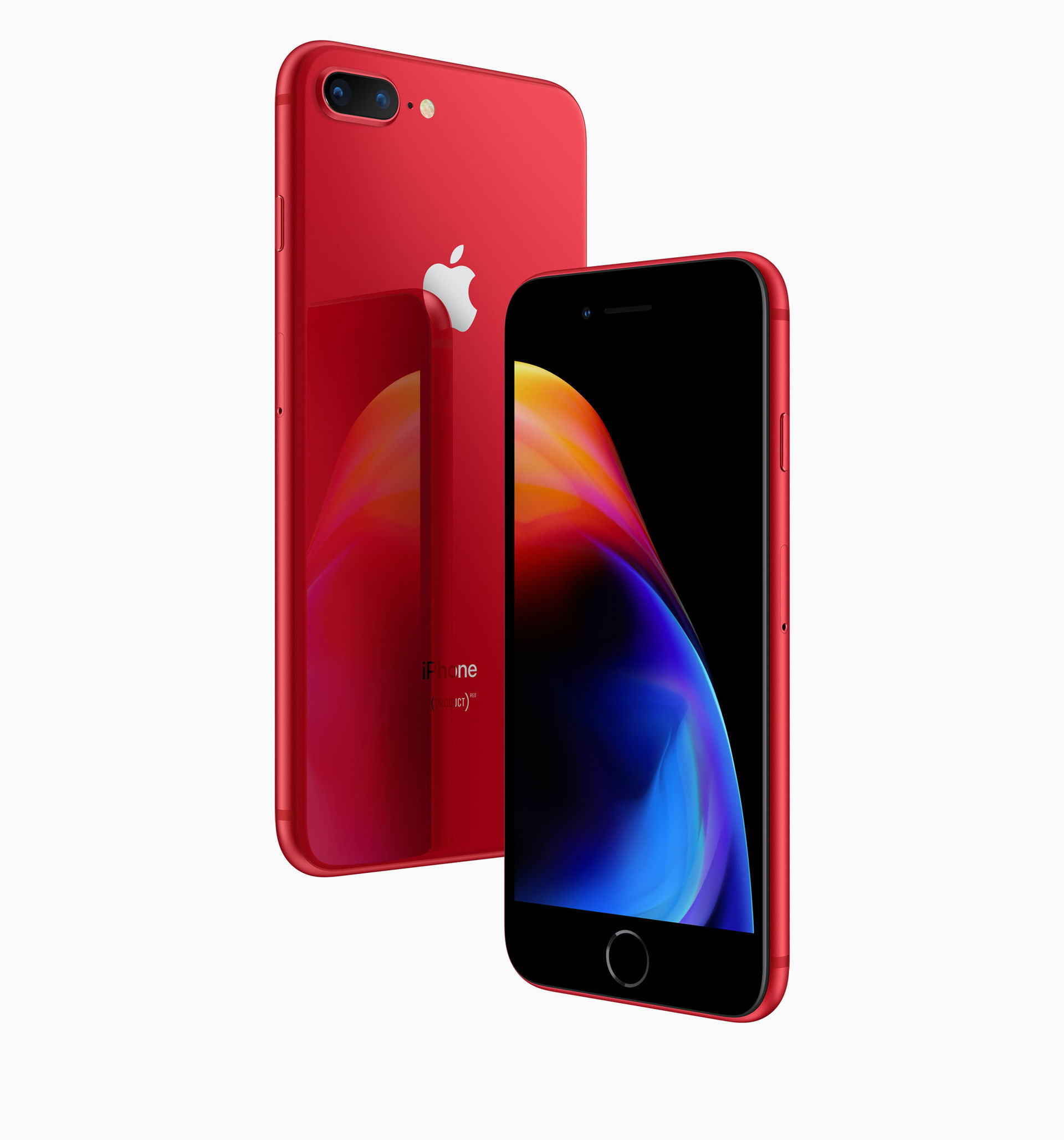 Apple släpper iPhone 8 och iPhone 8 Plus (Product)Red