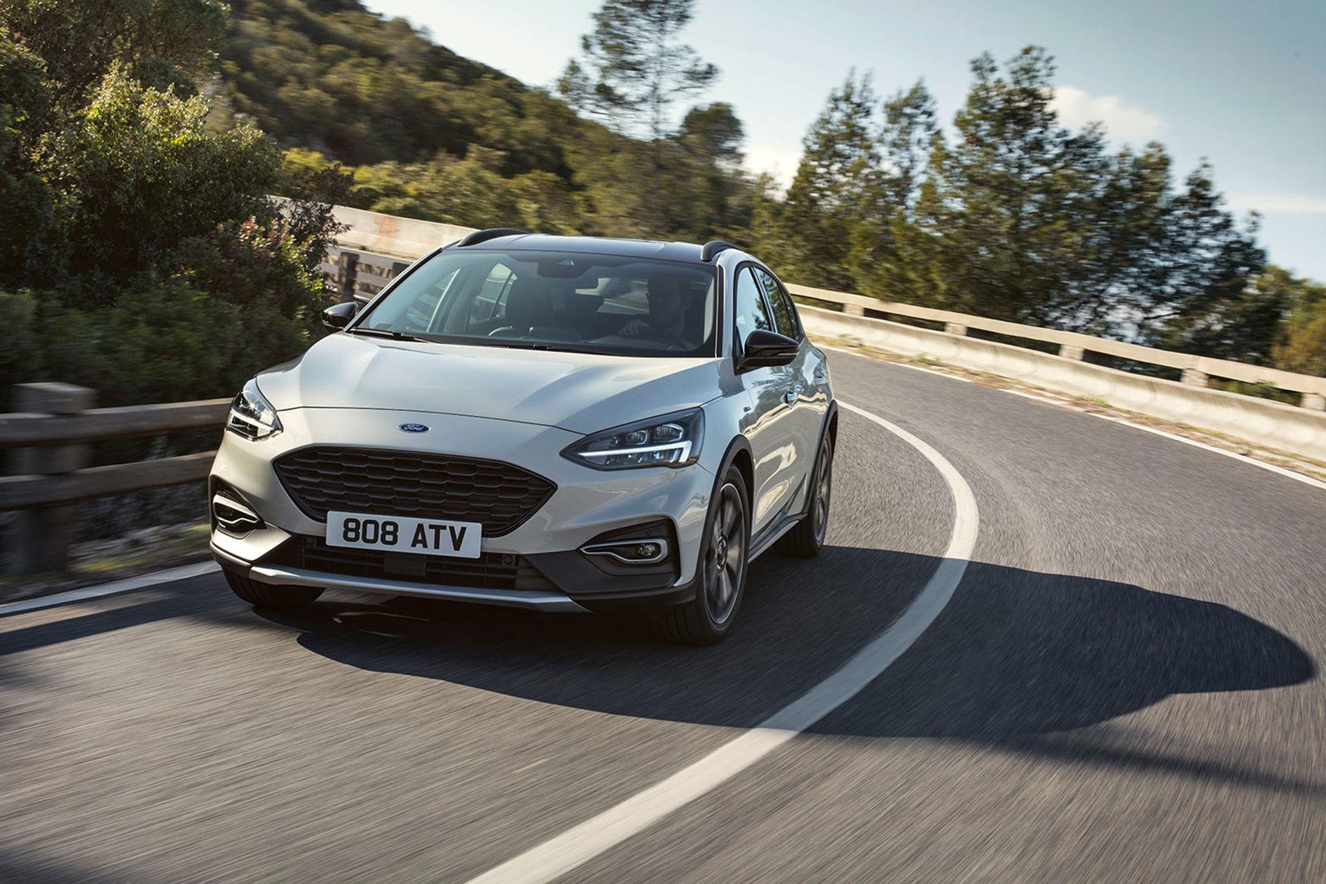 Ford visar upp nya Focus