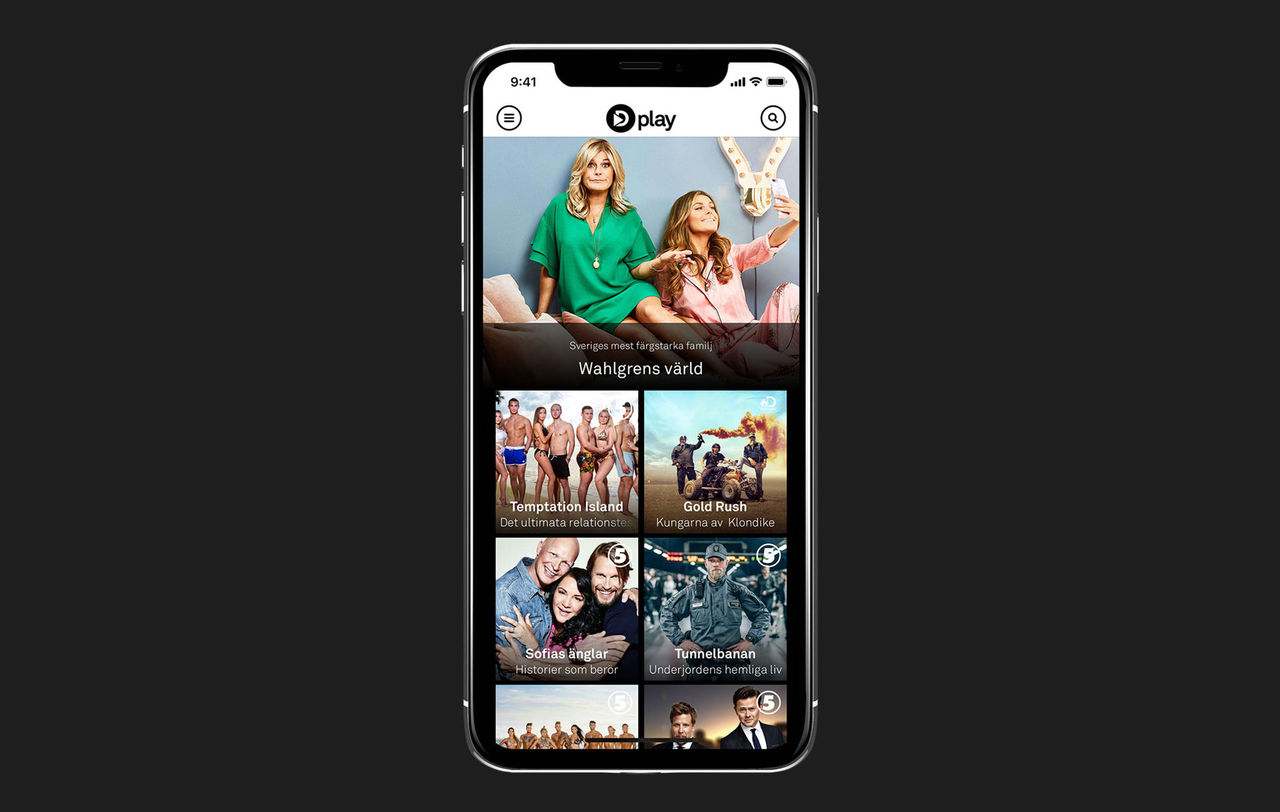 Dplay på iOS får stöd för Chromecast