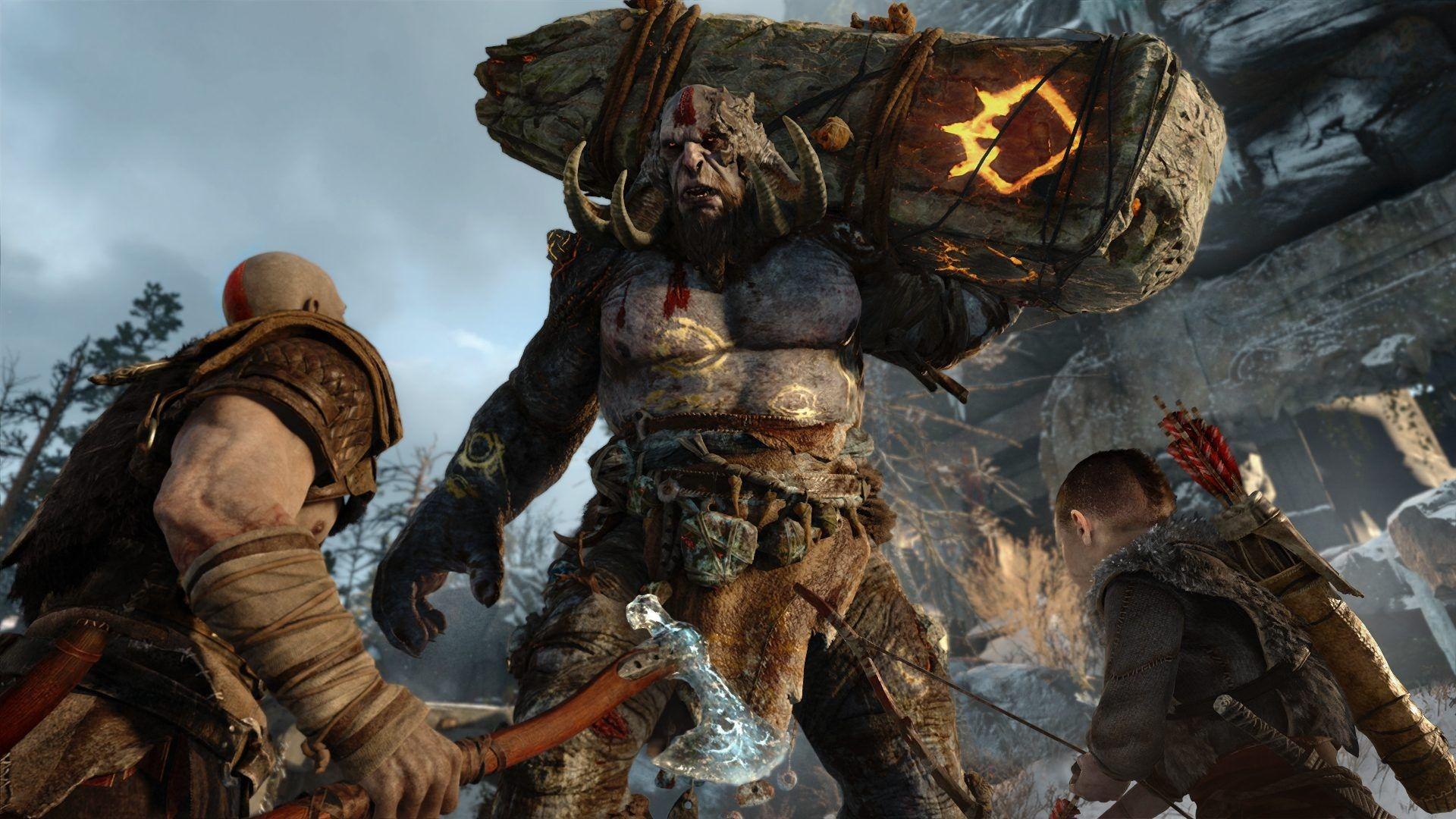 God of War är gudomligt bra