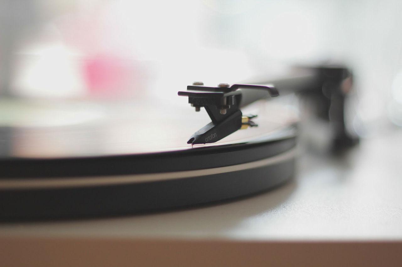 Snart kommer (mer) högupplöst vinyl