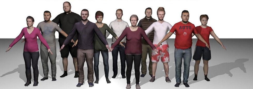 AI fixar 3D-modeller utan dyra kamerariggar