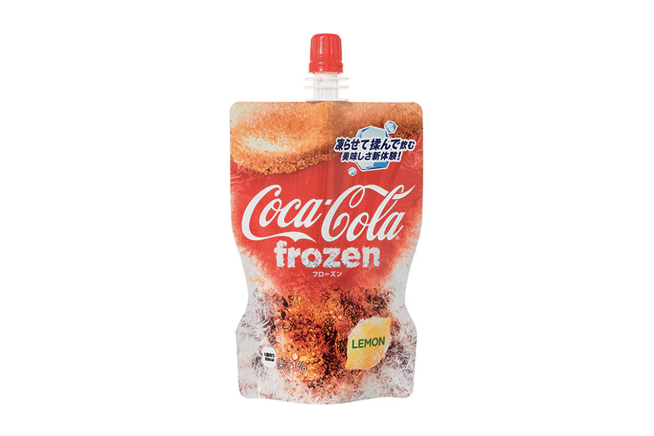 Frusen Cola och Fanta