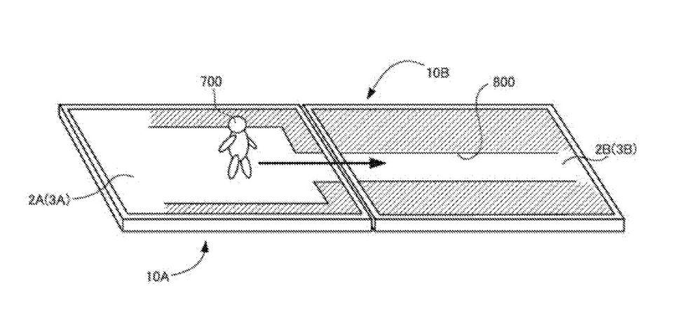 Nintendo-patent beskriver rolig lösning med flera skärmar