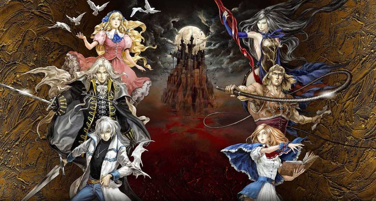 Konami presenterar Castlevania: Grimoire of Souls