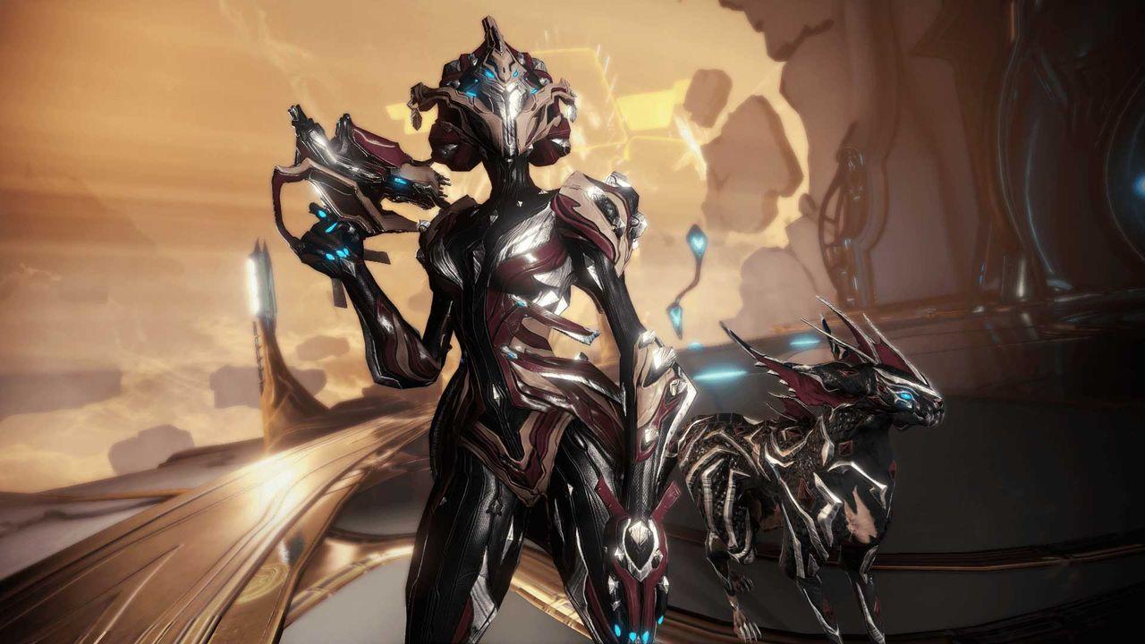Nästa Warframe-uppdatering är Beasts of the Sanctuary