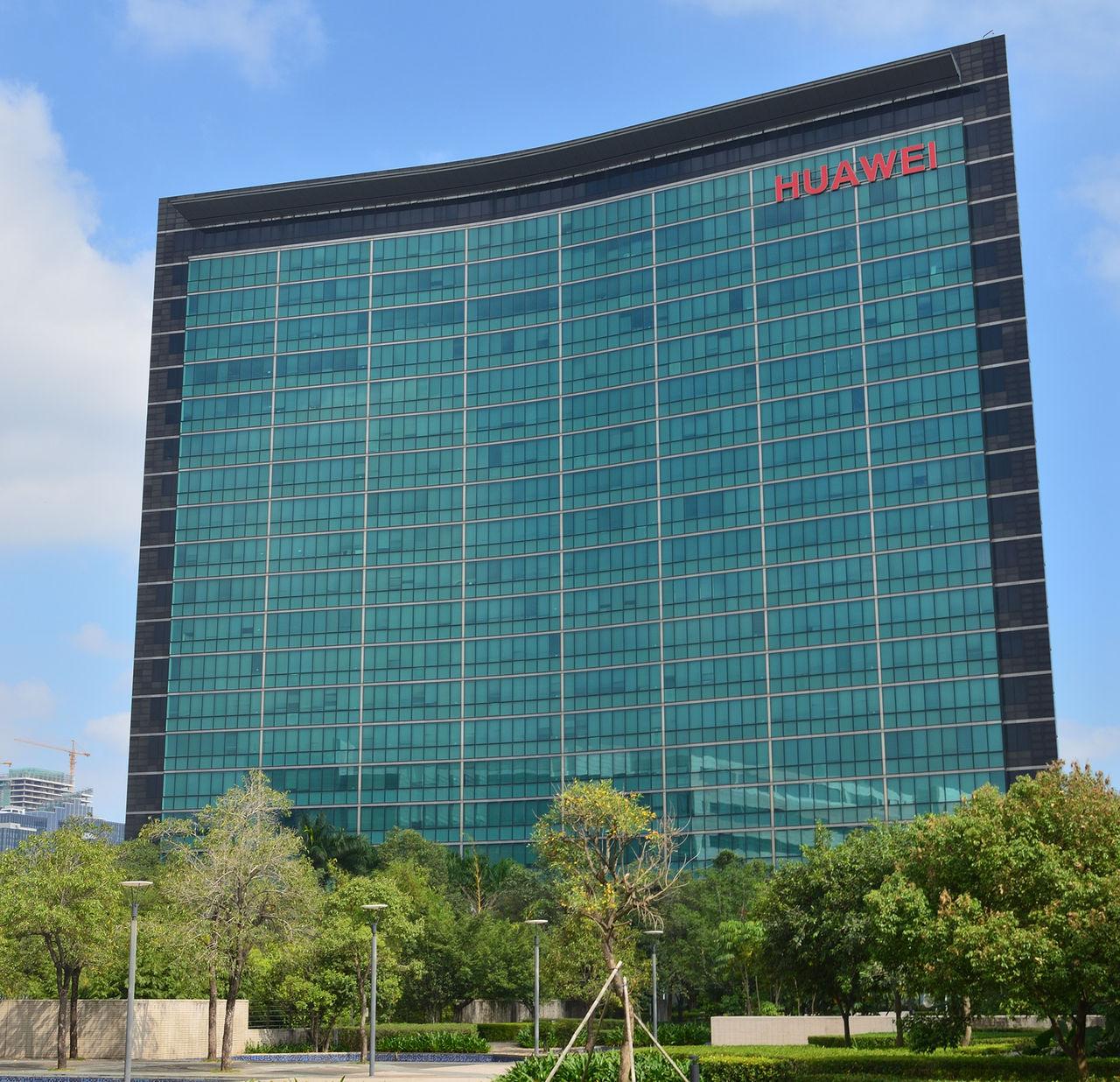 Huawei uppges lämna USA