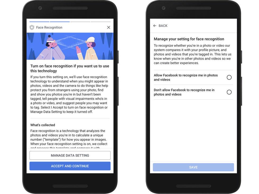 Facebook presenterar nya integritetsinställningar