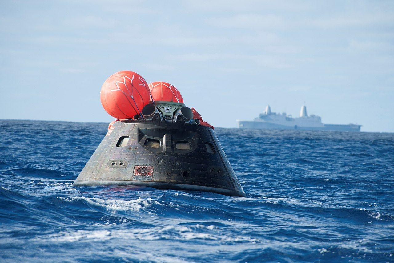 Orion kommer att få över 100 stycken 3D-utskrivna delar