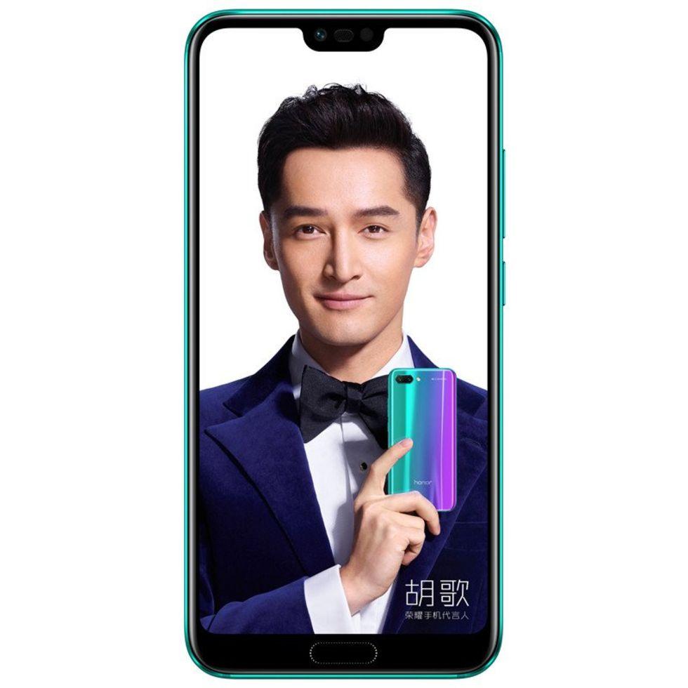 Huawei presenterar Honor 10 i Kina