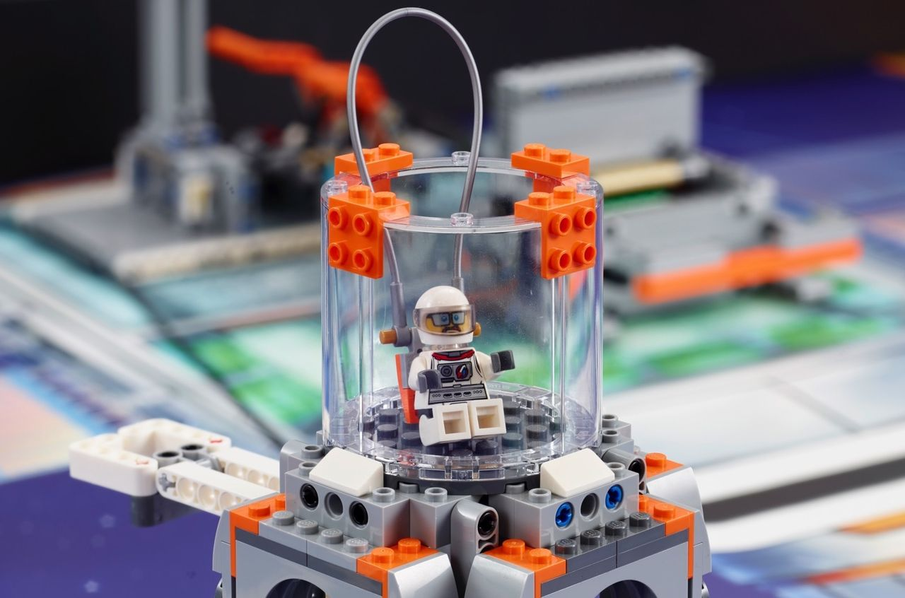 LEGO släpper nya rymdgrejer