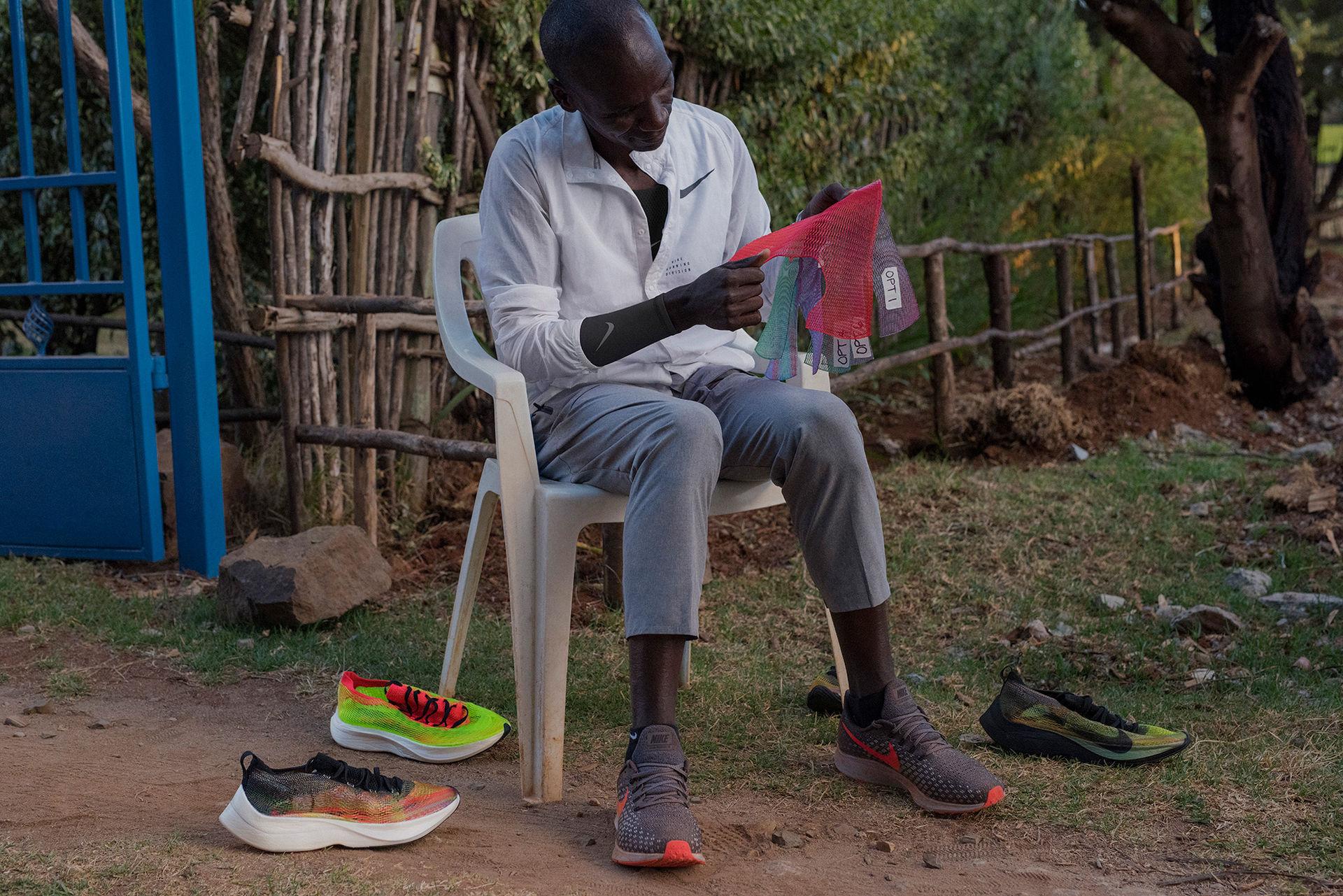 Flyprint - ny 3D-printad överdel från Nike