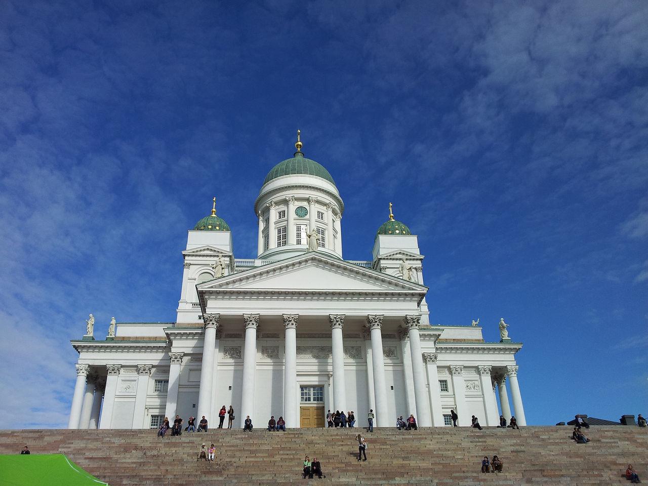 Finland fimpar sitt medborgarlöns-projekt
