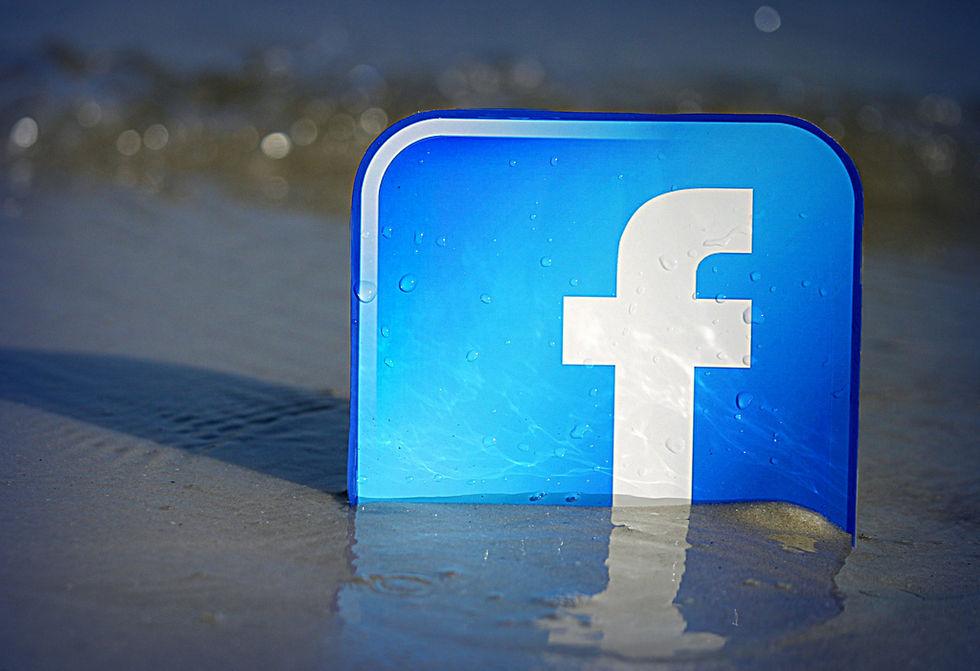 Facebook plockar
