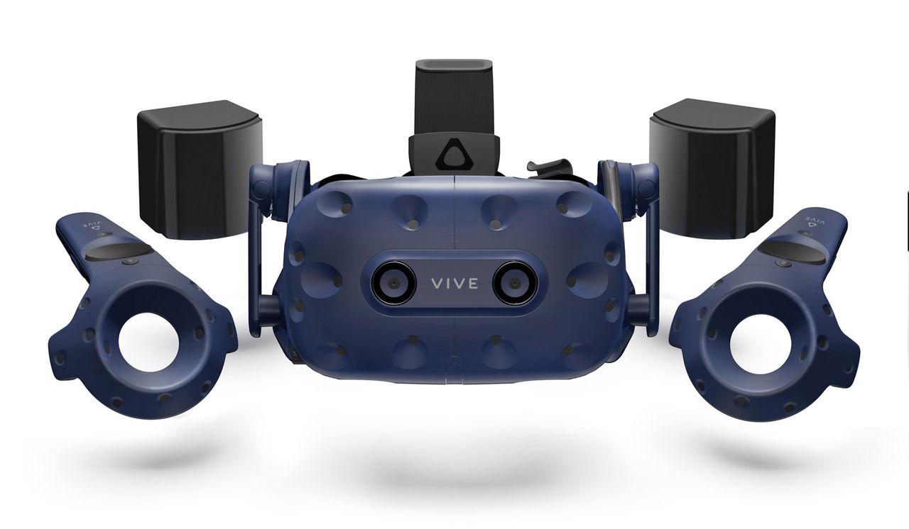 HTC släpper proffsversion av Vive Pro