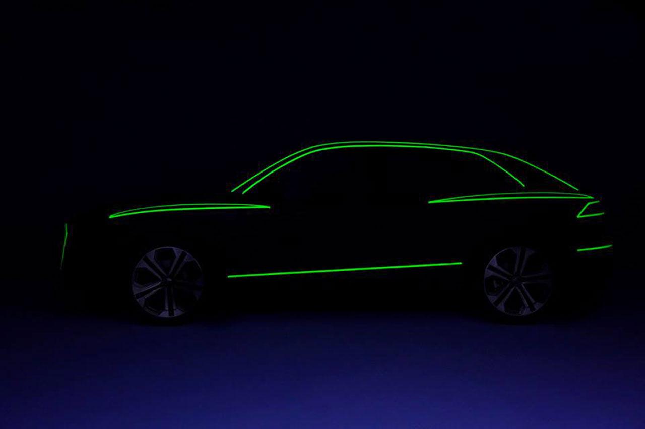 Audi Q8 visas upp i juni
